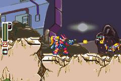 GBA ROM Mega Man ZERO FAQ Walkthrough